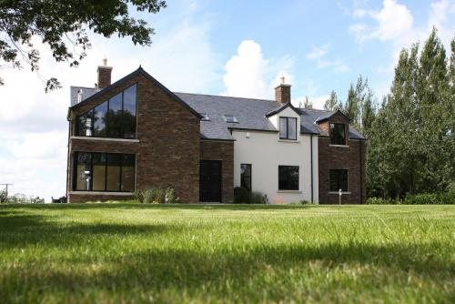 Anderson architect architectural services portadown for Modern house design northern ireland